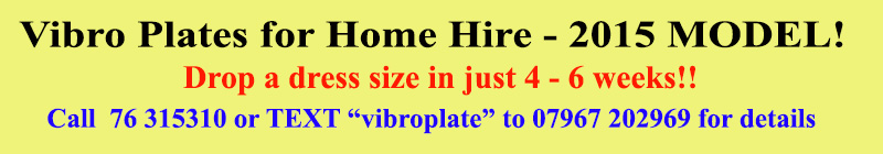 vibro_fitness_plates_for_home_hire